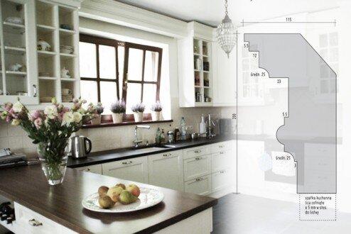 2012, projekt zabudowy kuchennej