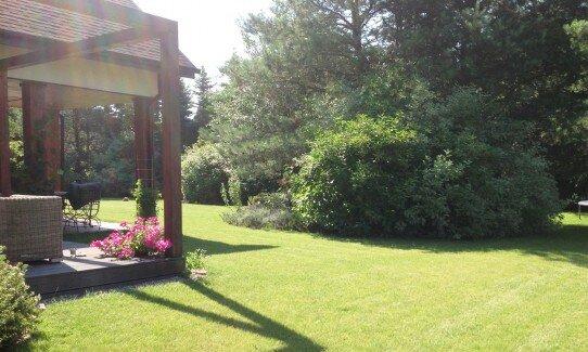 2012, rewitalizacja ogrodu