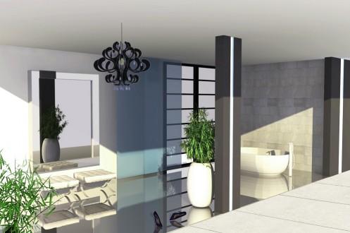 2009, projekt łazienki