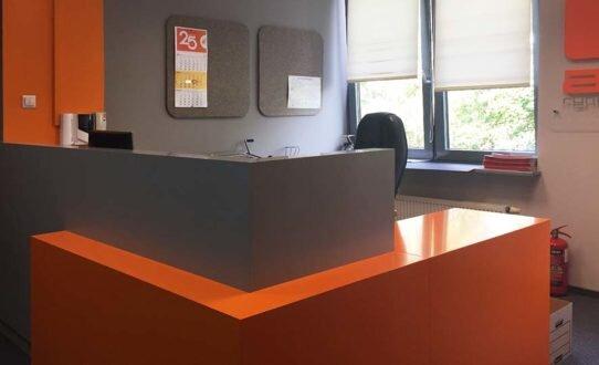 2017 modernizacja wnętrz firmy ARC RYNEK I OPINIE